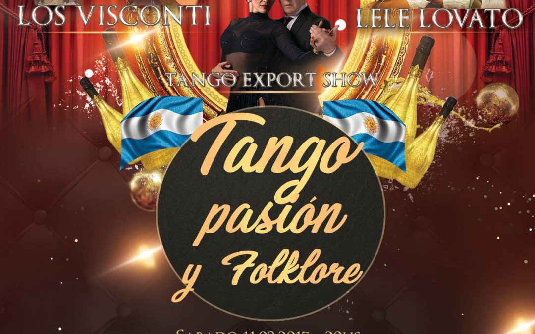 Tango Pasión y Floklore